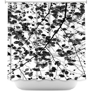Foliage Single Shower Curtain