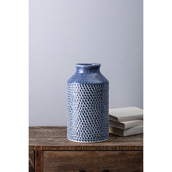 Highland Dunes Garlan Table Vase Reviews Wayfair