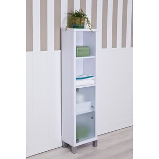 34 X 141cm Free Standing Cabinet By Mercury Row