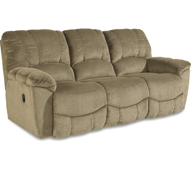 La Z Boy Sofa Hayes Full Reclining Sofa