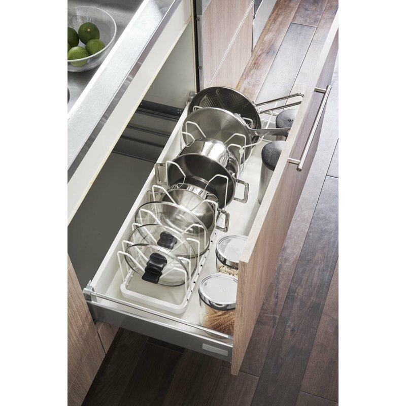 Yamazaki Usa Tower Kitchenware Divider Reviews Wayfair