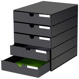 Styroval Usm 32.3cm H X 24.3cm W Desk Drawer By Styro