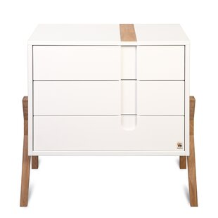 Yappyicon 3 Drawer Dresser By YappyKids