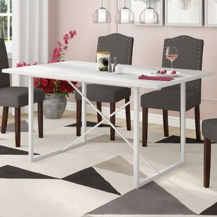 Find Dewald Dining Table By Ivy Bronx