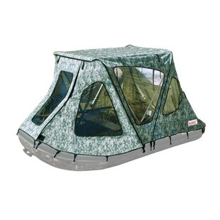 ALEKO Winter Canopy Boat Rain Sun Wind Snow Waterproof Covering 2 Person Tent