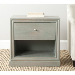 Cain End Table With Storage by Safavieh