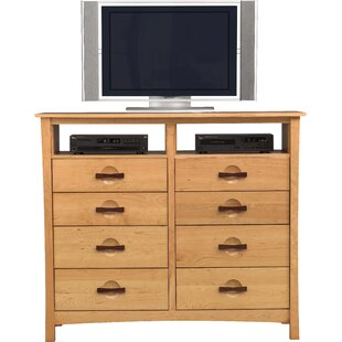 Berkeley 8 Drawer Media Chest