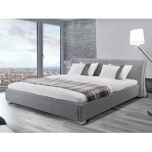 Upholstered Bed Frame By Brayden Studio