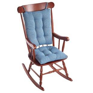 Light Blue Chair Cushions | Wayfair