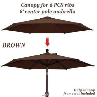 Winston Porter Rayners Patio Umbrella Cov..