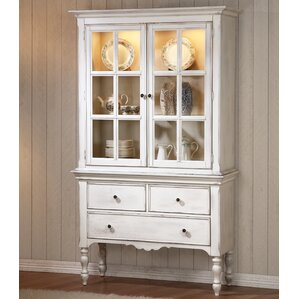 Belmont China Cabinet by Lark Manor