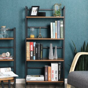 Parkins 4-Tier Portable Etagere Bookcase