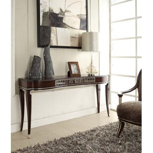 Eastern Legends Reflections Console Table