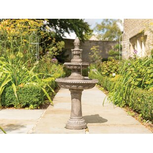 Gumbranch Polystone Fountain By Bloomsbury Market