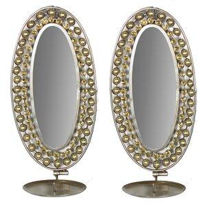 Mirror (Set of 2) ByESSENTIAL DÉCOR & BEYOND, INC