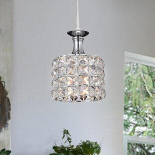 House of Hampton Sinead 1-Light Drum Pendant