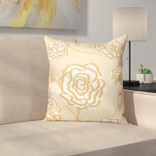 Jorden Spring Floral Print Pillow