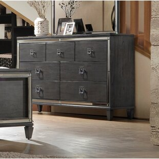 Ezio 7 Drawer Dresser by House of Hampton