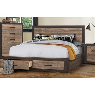Read Reviews Slade Queen Storage Platform Bed by Union Rustic Reviews (2019) & Buyer's Guide