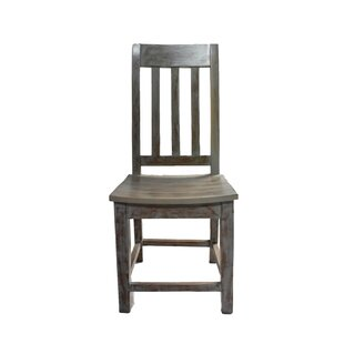Joule Solid Wood Dining Chair Gracie Oaks