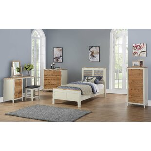 Review Cardwell 4 Piece Bedroom Set