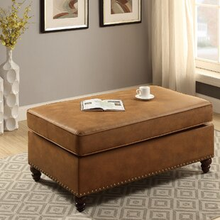 Gracie Oaks Faughil Cocktail Ottoman