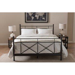 Gracie Oaks Hisako Queen Platform Bed