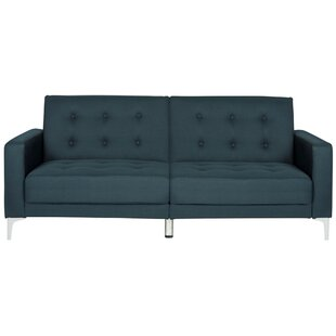 Wade Logan Jayde Foldable Sleeper Sofa