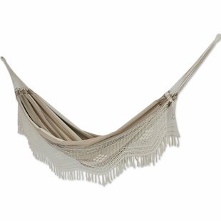 Fair Trade Double Tree Hammock