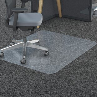 All Pile Studded Chair Mat by Deflect-O Corporation
