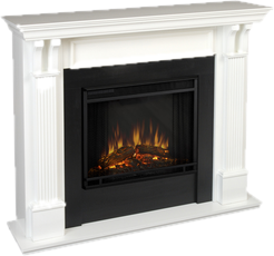 Fireplaces - Indoor Electric Fireplaces & Wood Burning Stoves