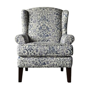 Darby Home Co Lila Wingback Chair
