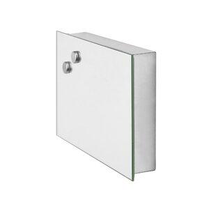 Review Mirror Key Box