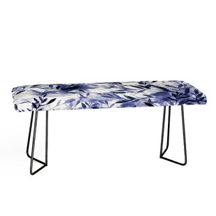 Jacqueline Maldonado Faux Leather Bench by East Urban Home New