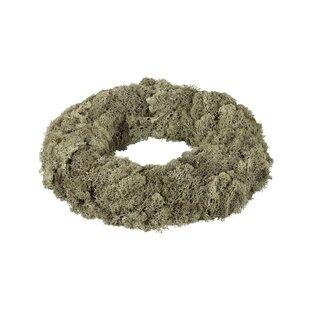 38cm Moss Wreath Image