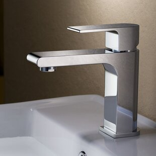 Savings Jubilee Single Hole Bathroom Faucet ByBlossom