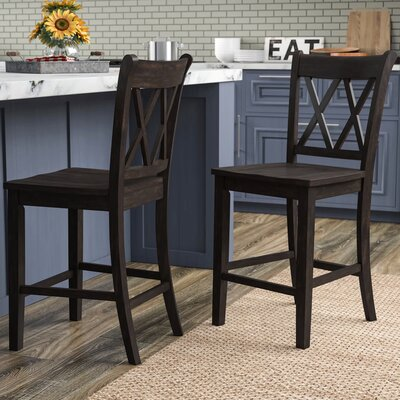 Full Back Bar Stools You Ll Love In 2019 Wayfair