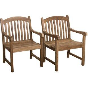 Brighton Teak Patio Dining Chair