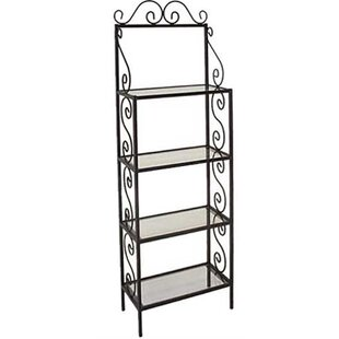 Wrought Iron Baker's Rack by Grace Collection