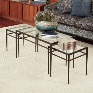 Lescot 3 Piece Nesting Tables