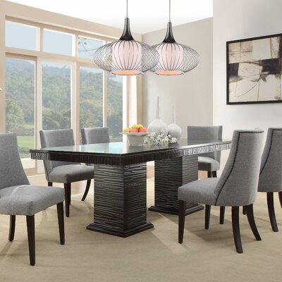 Modern 8 + Seat Dining + Kitchen Tables | AllModern