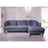 Alleman 100 Right Hand Facing Sectional by George Oliver