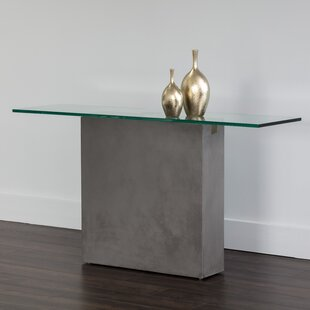 Krutz Console Table by Sunpan Modern Comparison