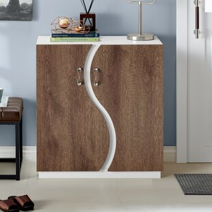 Brayden Studio Shoe Storage Cabinet