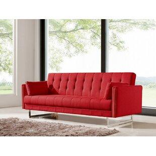 Faviola Red Sofa