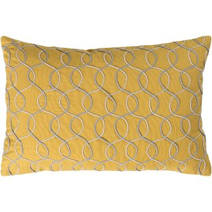 Solid Bold II Cotton Throw Pillow