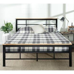 Ebern Designs Ferrill Platform Bed
