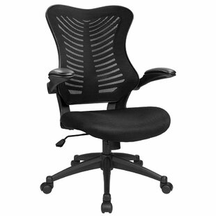 Darleen Mid Back Ergonomic Mesh Task Chair by Symple Stuff Wonderful