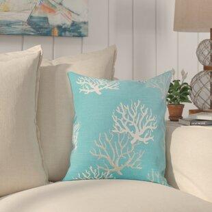 Tamarac 100% Cotton Throw Pillow
