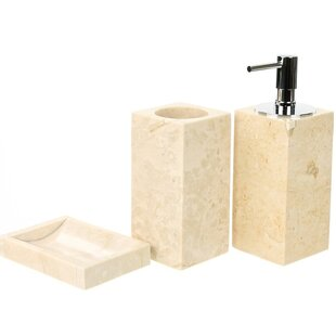 Gedy by Nameeks Eucalipto 3-Piece Bathroom Accessory Set